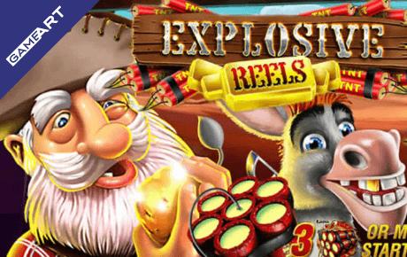 Explosive Reels Slot Gameart