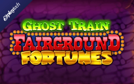 Fairground Fortunes Ghost Train Playtech