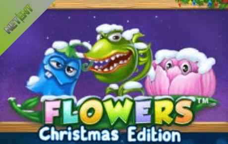 Flowers Christmas Edition Netent