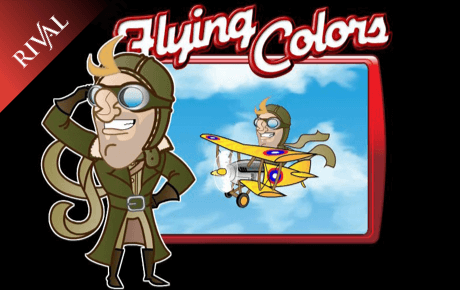 Flying Colors Slot Rival