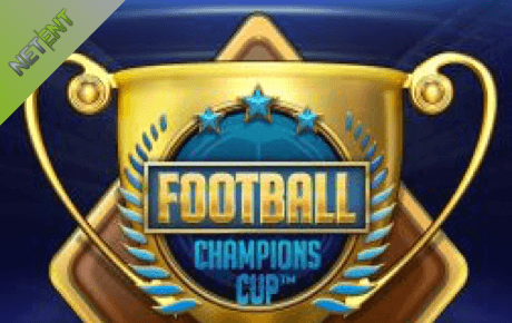 Football_ Champions Cup Netent