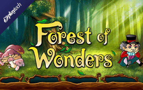 Forest Of Wonders Playtech