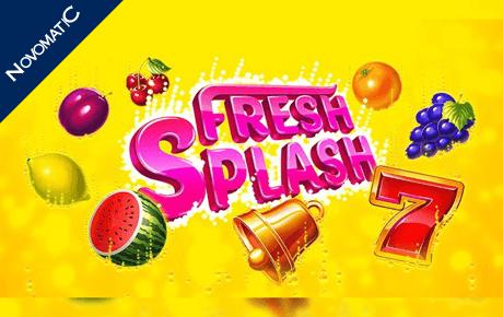 Fresh Splash Novomatic