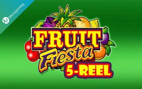 Fruit Fiesta 5 Reel Microgaming