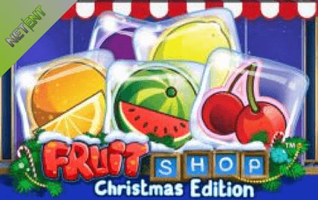 Fruit Shop Christmas Edition Netent