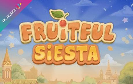 Fruitful Siesta Playson