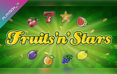 Fruits And Stars Playson