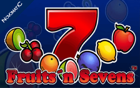 Fruits N Sevens Novomatic