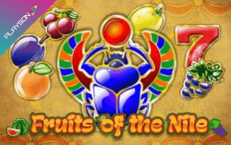 Fruits Of The Nile Playson