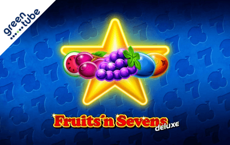Fruitsn Sevens Deluxe Greentube