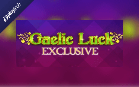Gaelic Luck Playtech
