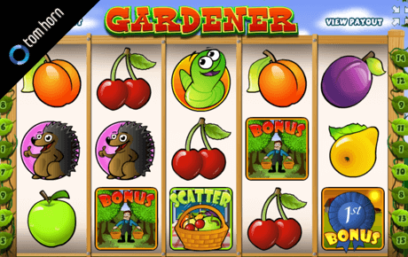 Gardener Tom Horn Gaming