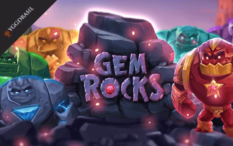 Gem Rocks Yggdrasil Gaming