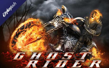 Ghost Rider Playtech