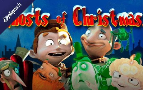 Ghosts Of Christmas Playtech