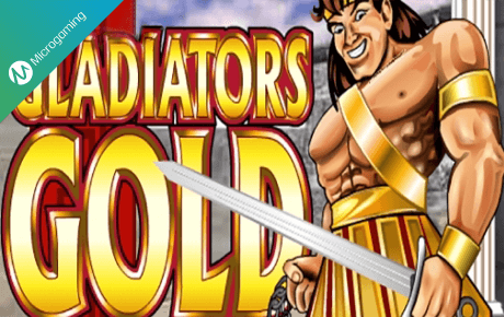 Gladiators Gold Microgaming