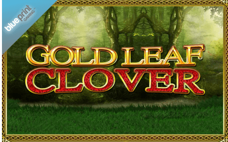 Gold Leaf Clover Blueprint Gaming