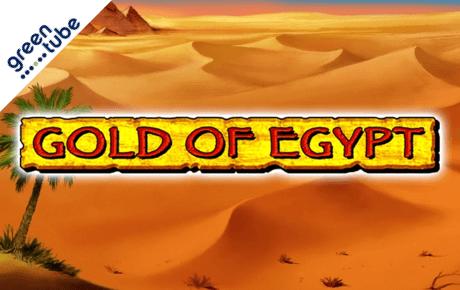 Gold Of Egypt Greentube