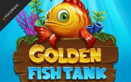 Golden Fish Tank Slot Yggdrasil Gaming