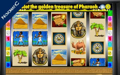 Golden Treasure Of Pharaoh Novomatic