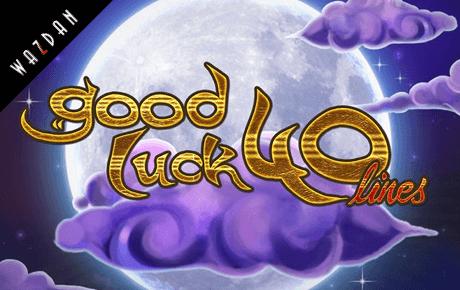 Good Luck 40 Wazdan