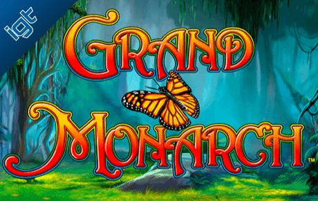 Grand Monarch Igt Wagerworks