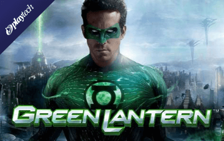 Green Lantern Playtech