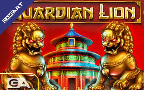 Guardian Lion Gameart