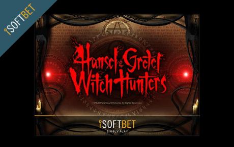 Hansel Gretel Witch Hunters Isoftbet