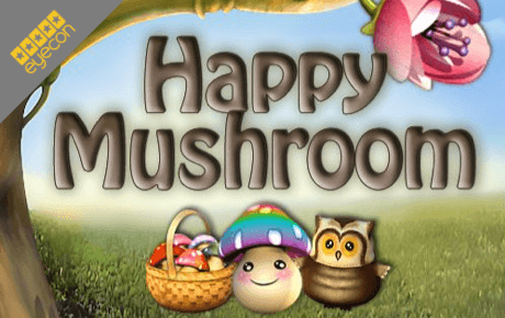 Happy Mushroom Eyecon