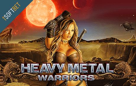 Heavy Metal Warriors Isoftbet