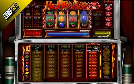 Hellraiser Betsoft