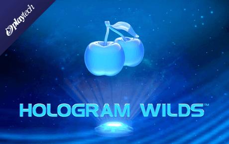 Hologram Wilds Playtech