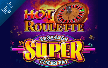 Hot Roulette Super Times Pay Igt