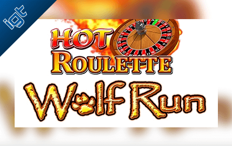 Hot Roulette Wolf Run Igt
