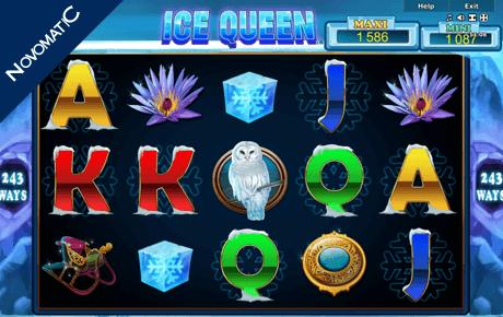 Ice Queen Novomatic