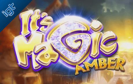 Its Magic Amber Igt