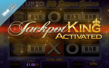 Jackpot King Blueprint Gaming