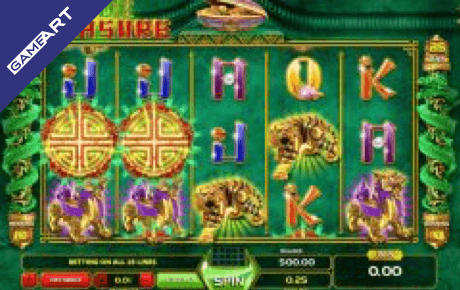 Jade Treasure Gameart