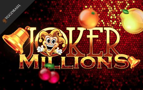Joker Millions Yggdrasil Gaming