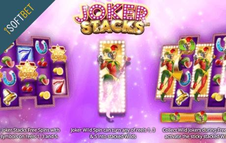 Joker Stacks Isoftbet