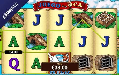 Juego De La Oka Playtech