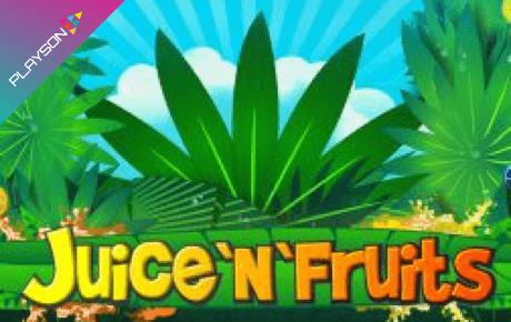 Juicenfruits Slot Playson