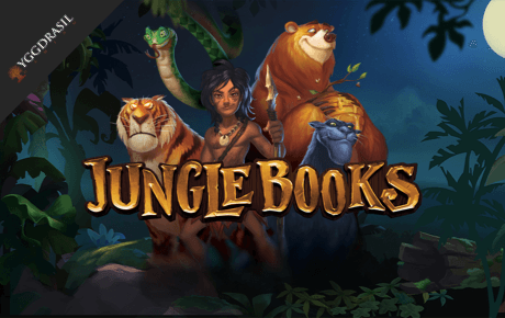 Jungle Books Yggdrasil Gaming