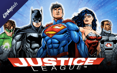 Justice League Playtech