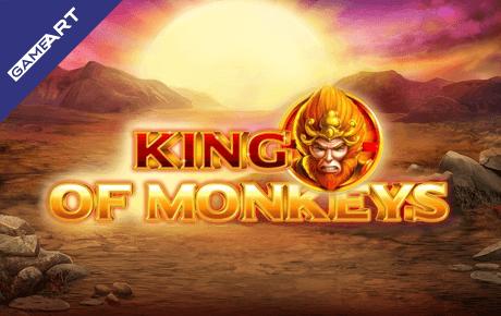 King Of Monkeys Gameart