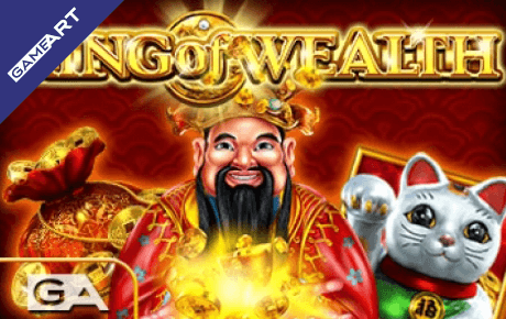 King Of Wealth Gameart