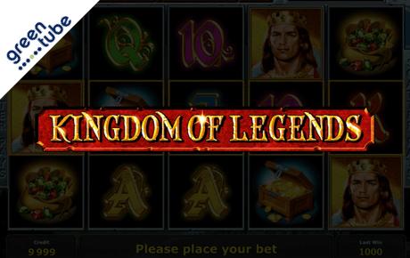 Kingdom Of Legends Greentube