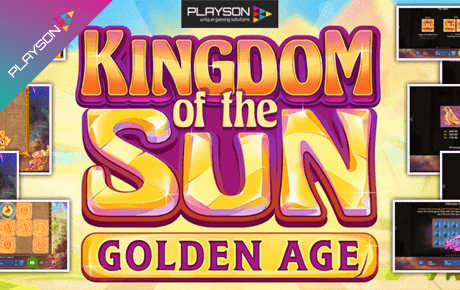 Kingdom Of The Sun Golden Age Playson