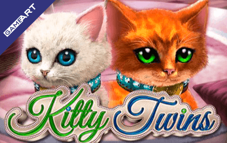 Kitty Twins Gameart